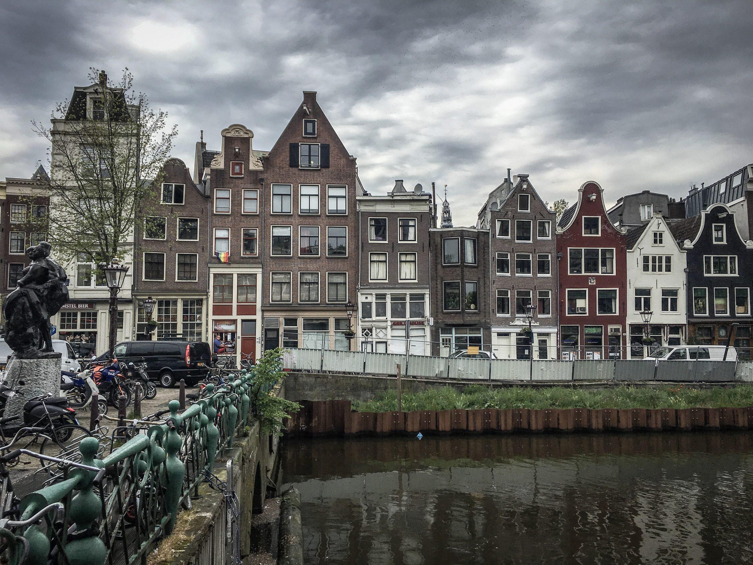 amsterdam ville à découvrir en vélo kikimagtravel