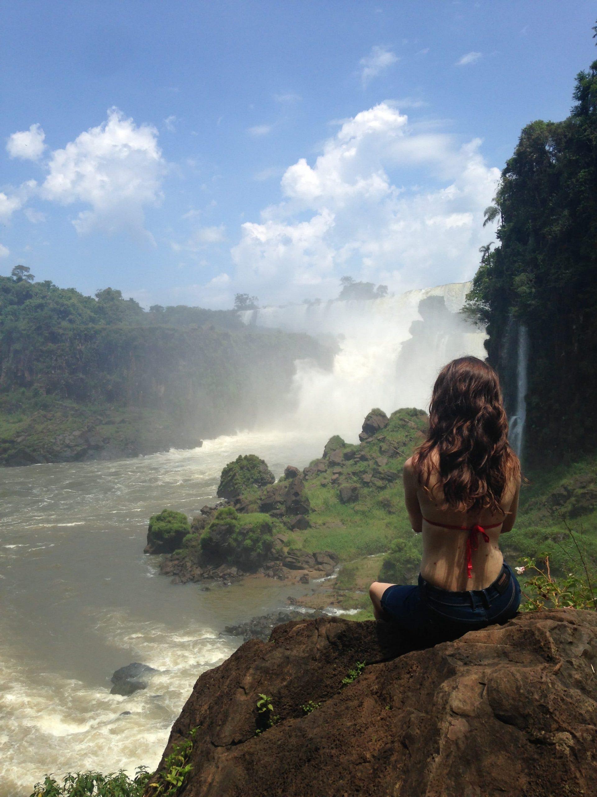 chutes d'iguacu coté argentine