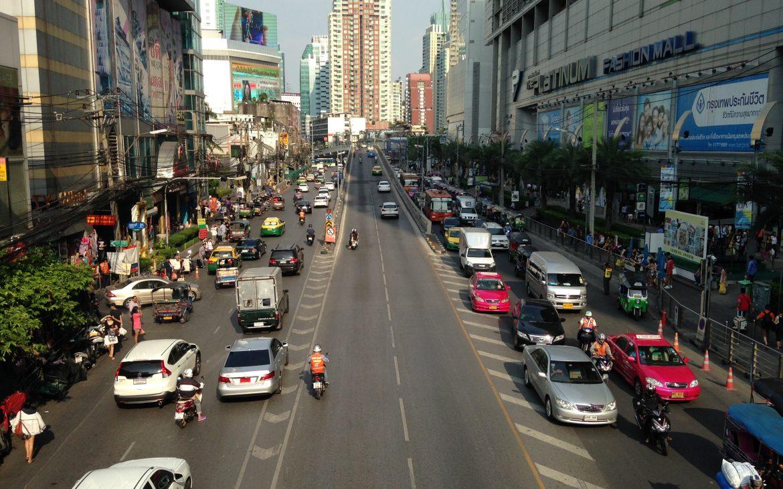Bangkok, la capitale thaïlandaise
