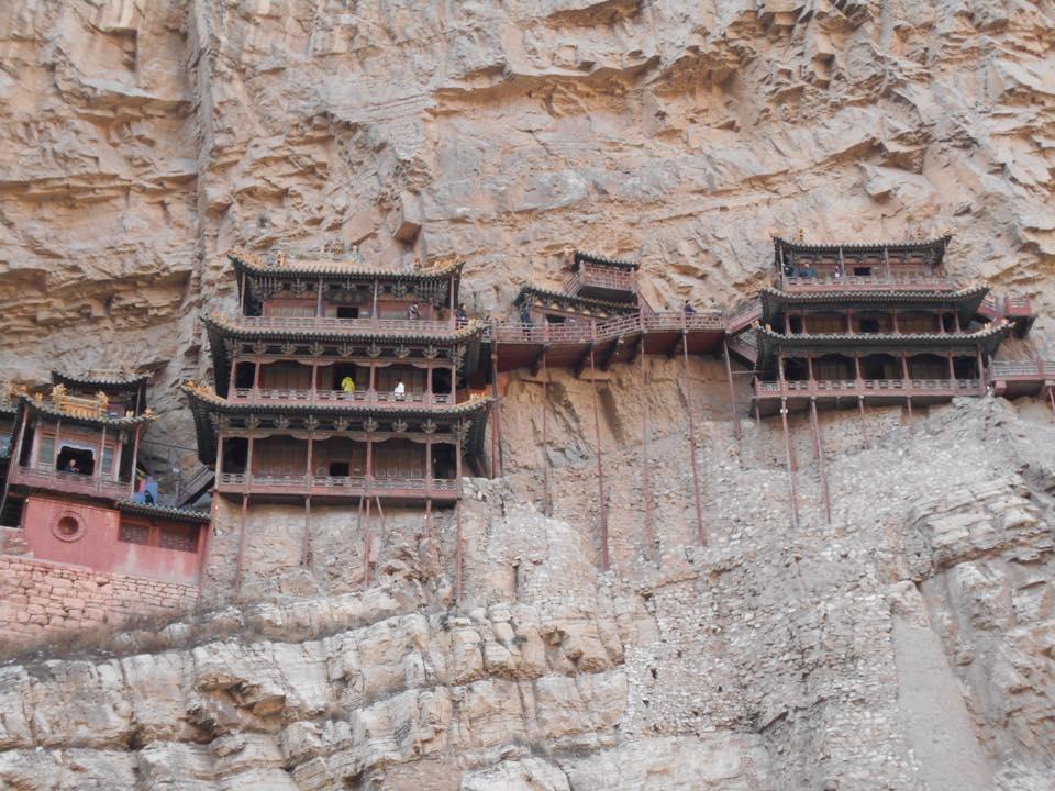 Le monastère suspendu de XUANKONG SI