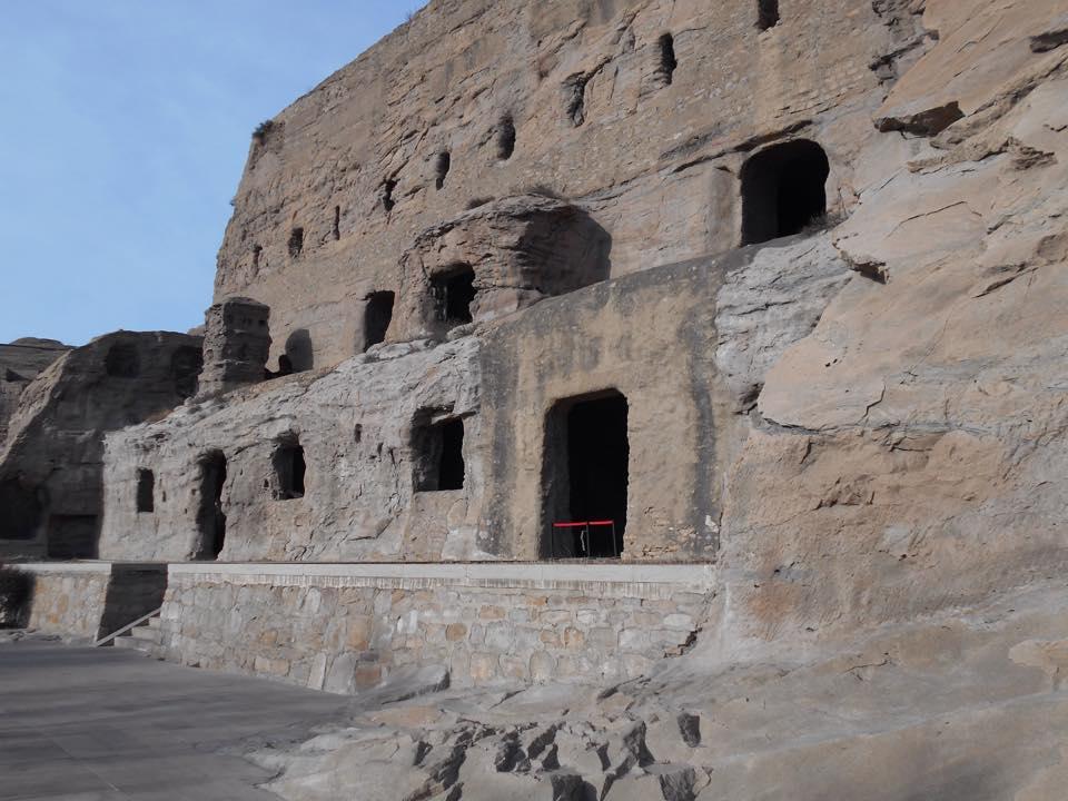 grottes de yungang