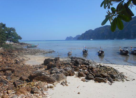 Tonsai et les iles phiphi