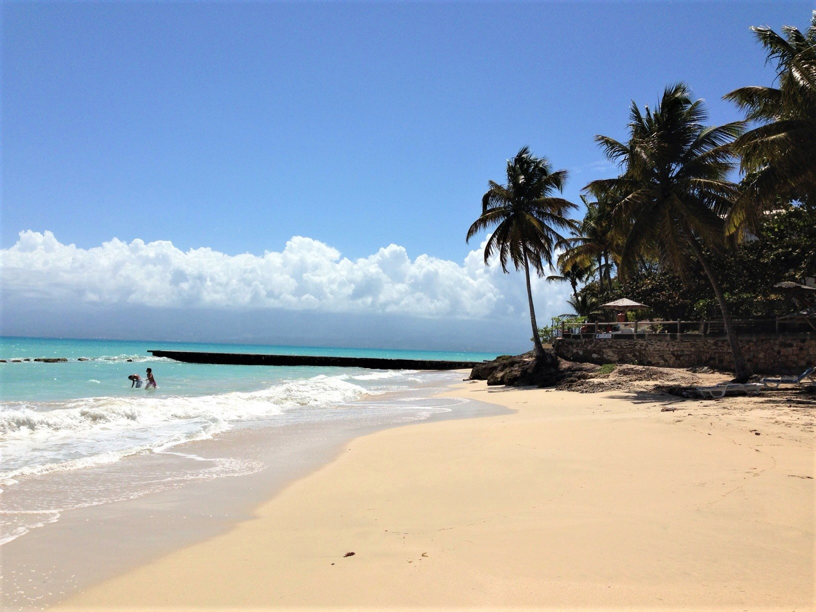 guadeloupe plage paradisiaque