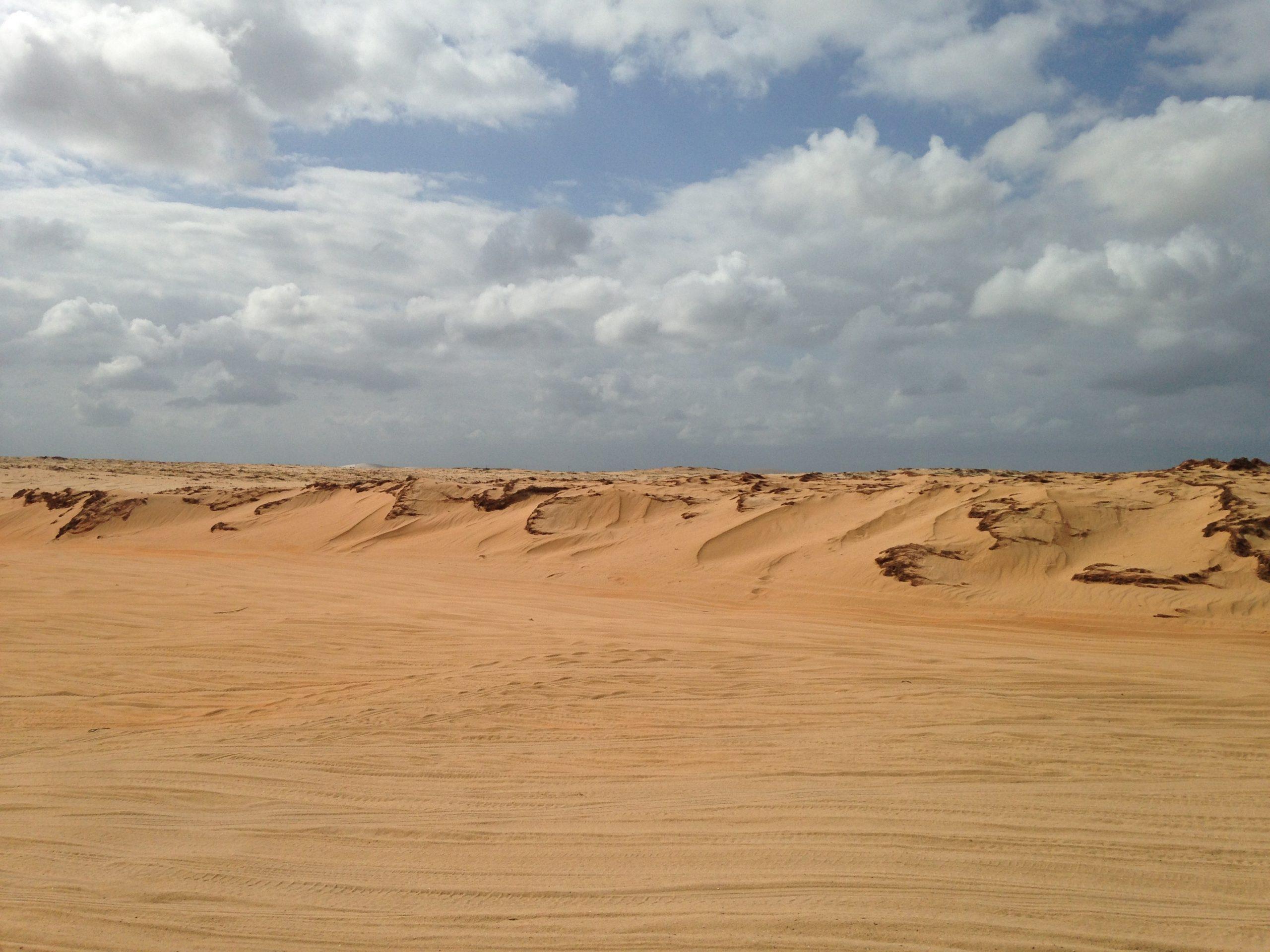 Désert jericoacoara road trip au brésil