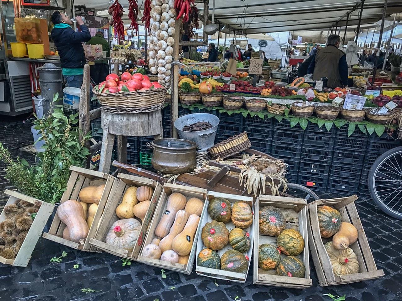 marché de rome