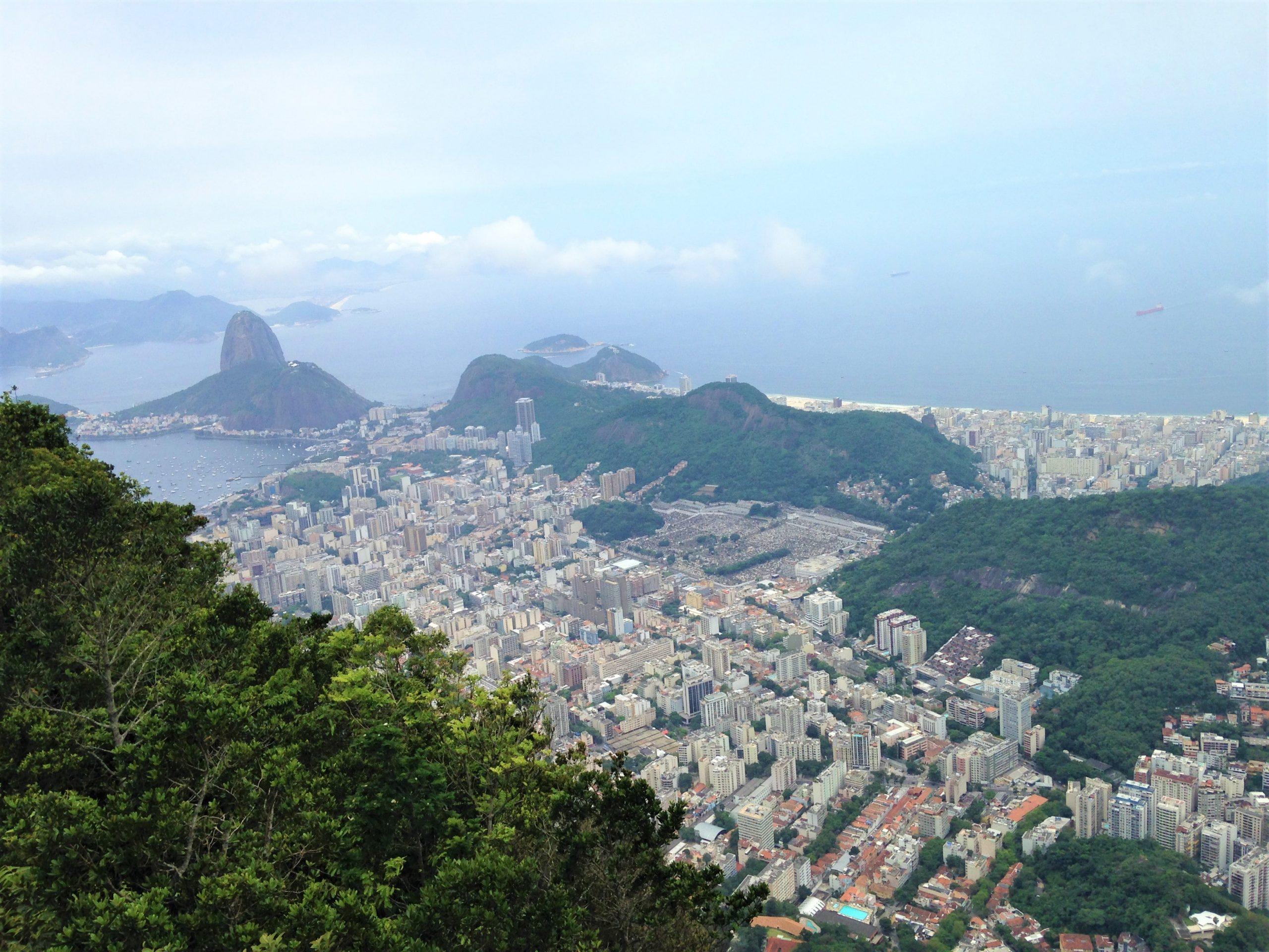 Rio de janeiro road trip au brésil
