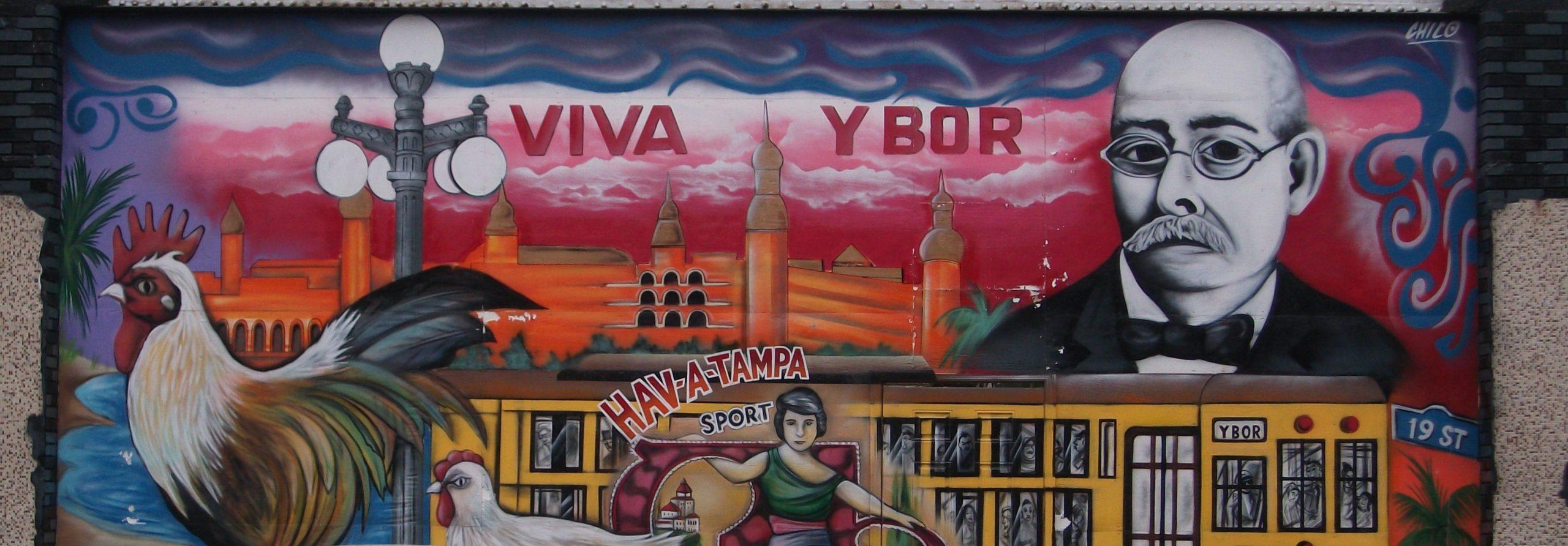 street art viva ybor city