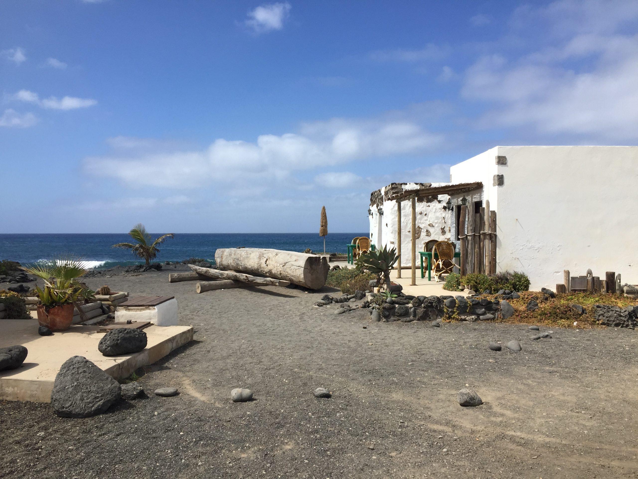 maison atypique à El Golfo