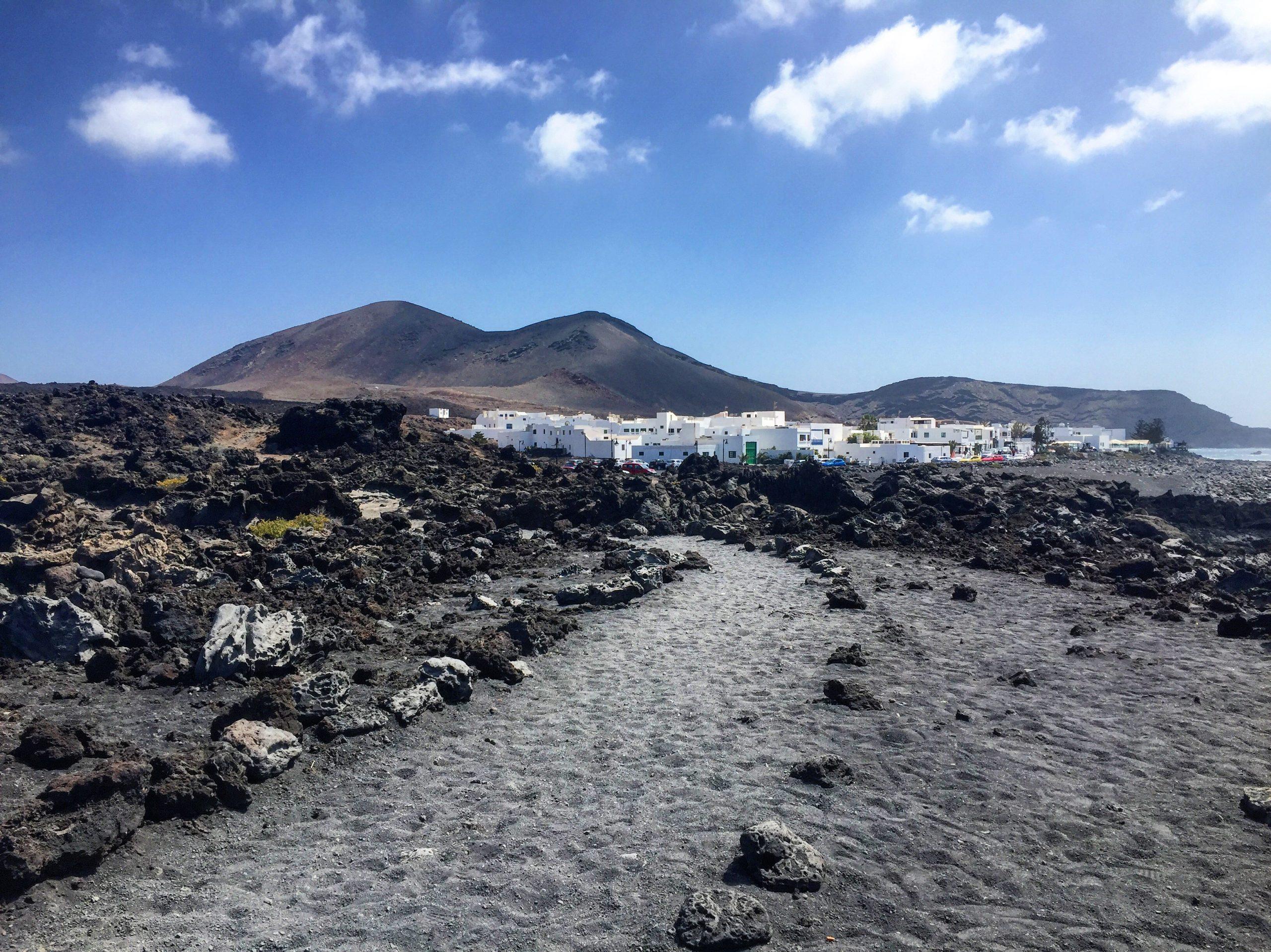 El Golfo, trésor de Lanzarote