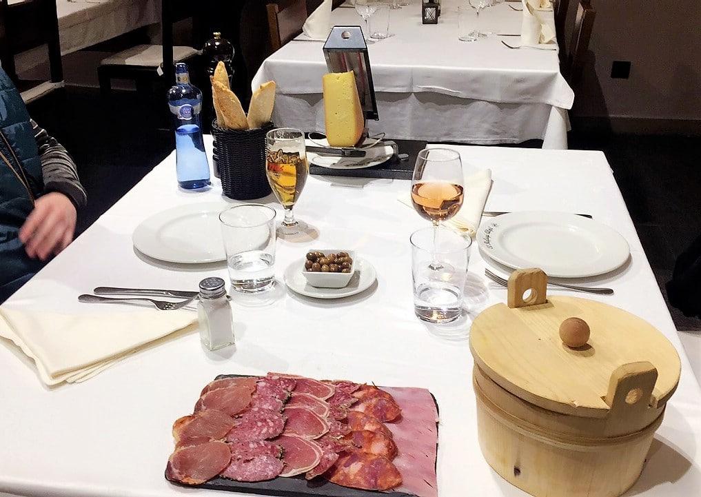 raclette en andorre