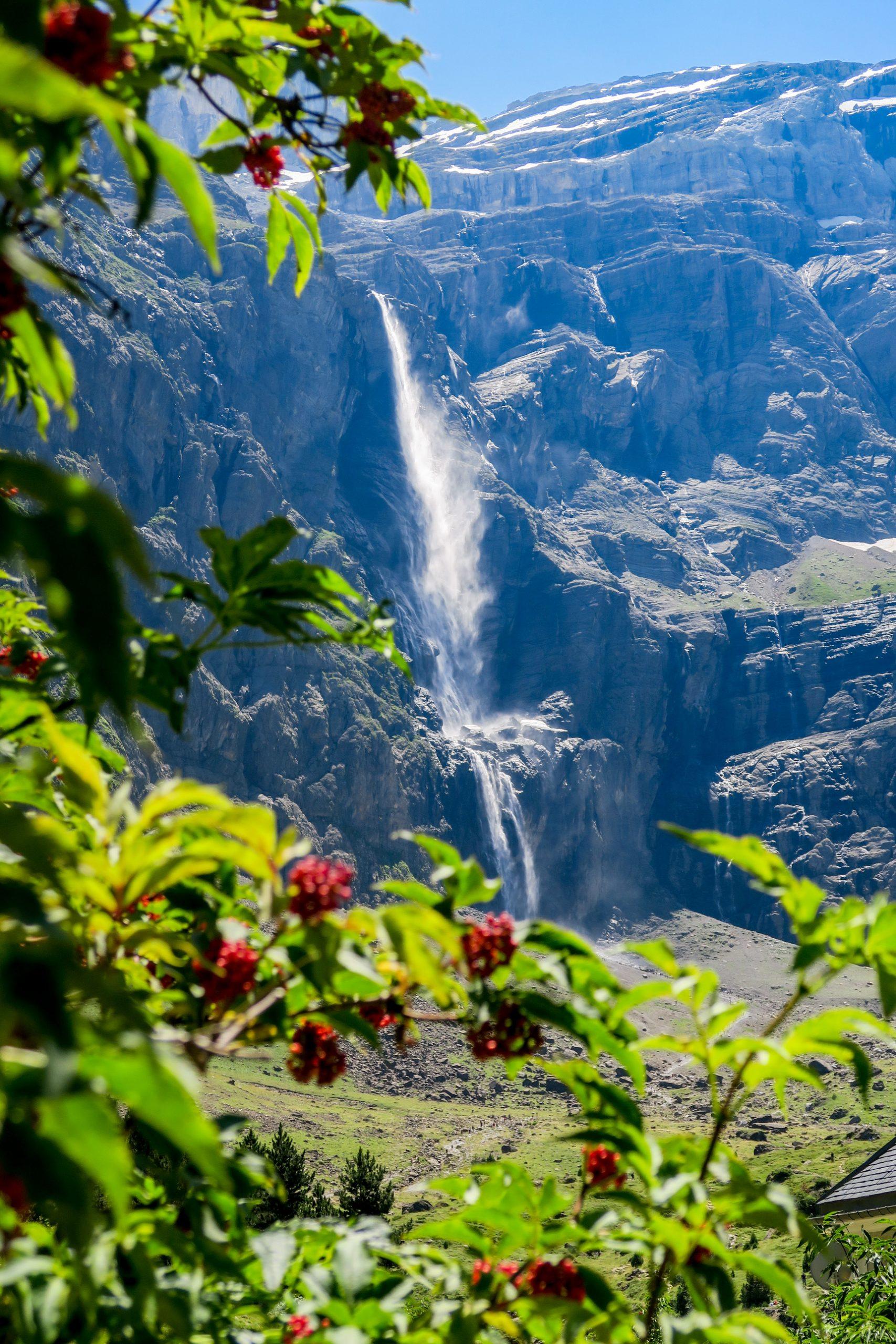 cascade gavarnie