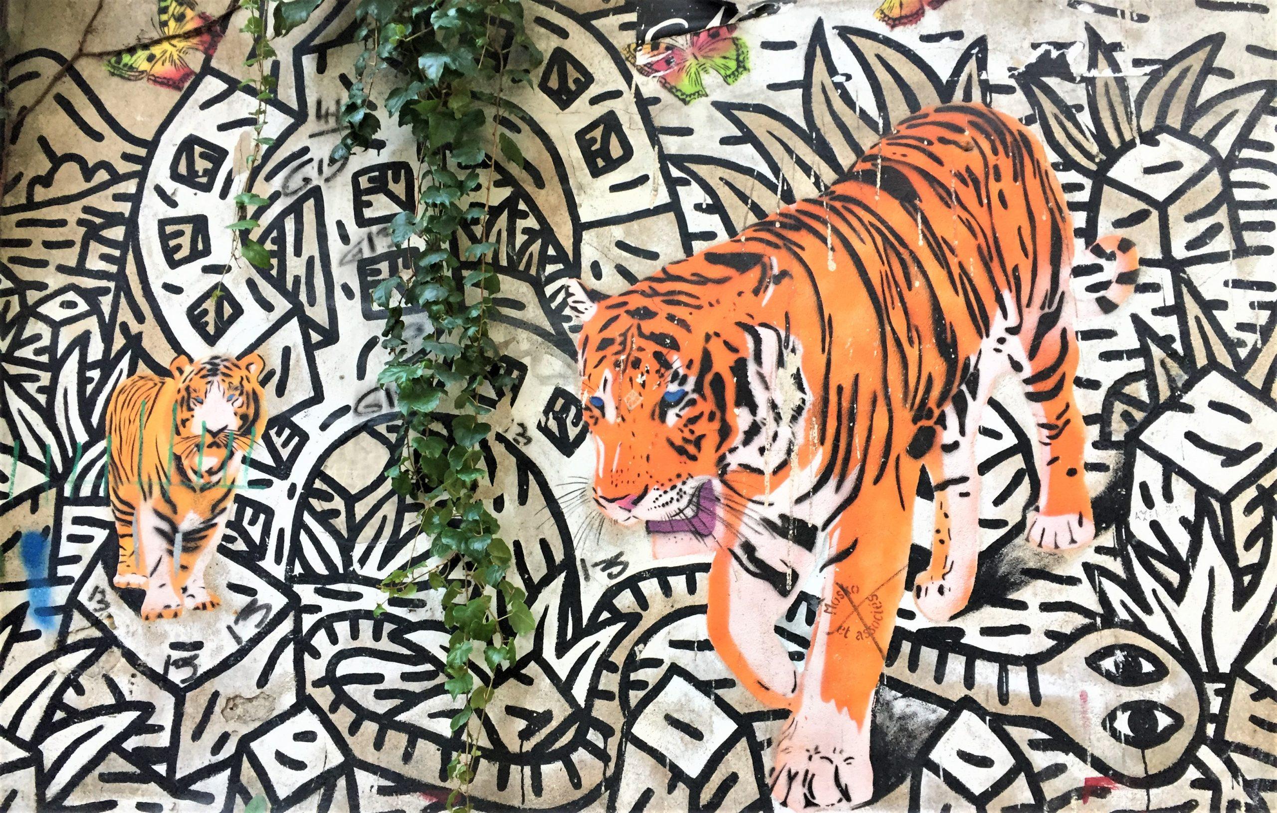 street art le marais paris