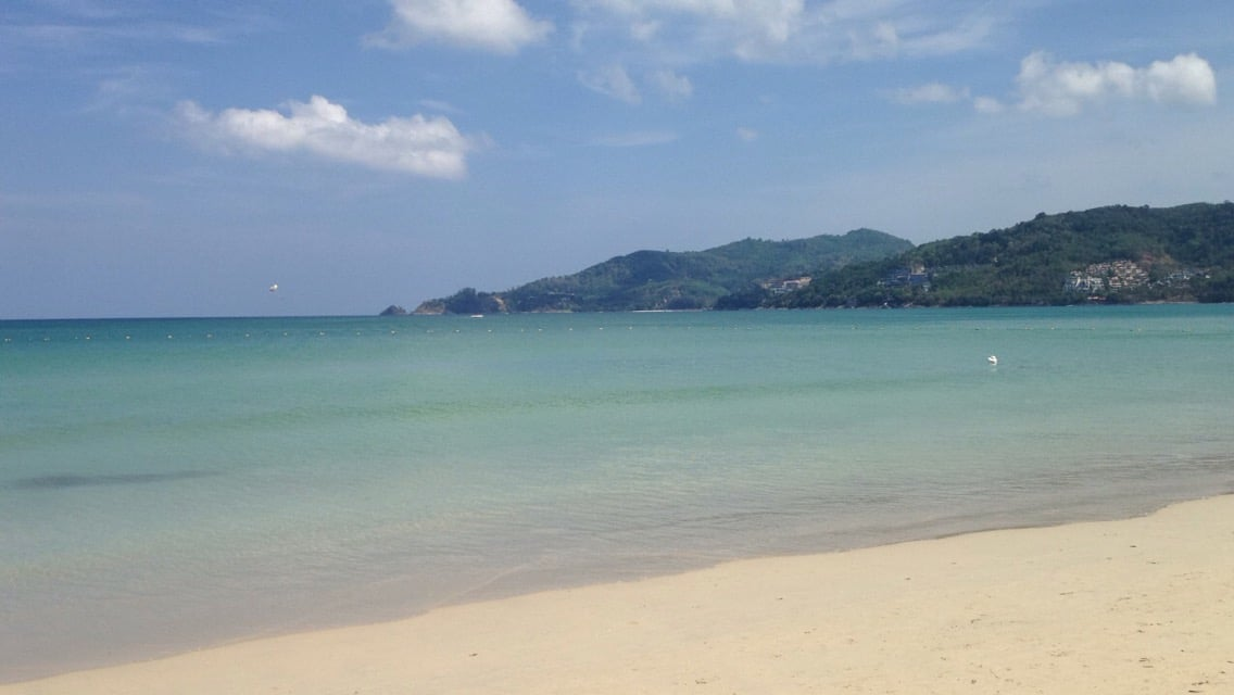 plage patong