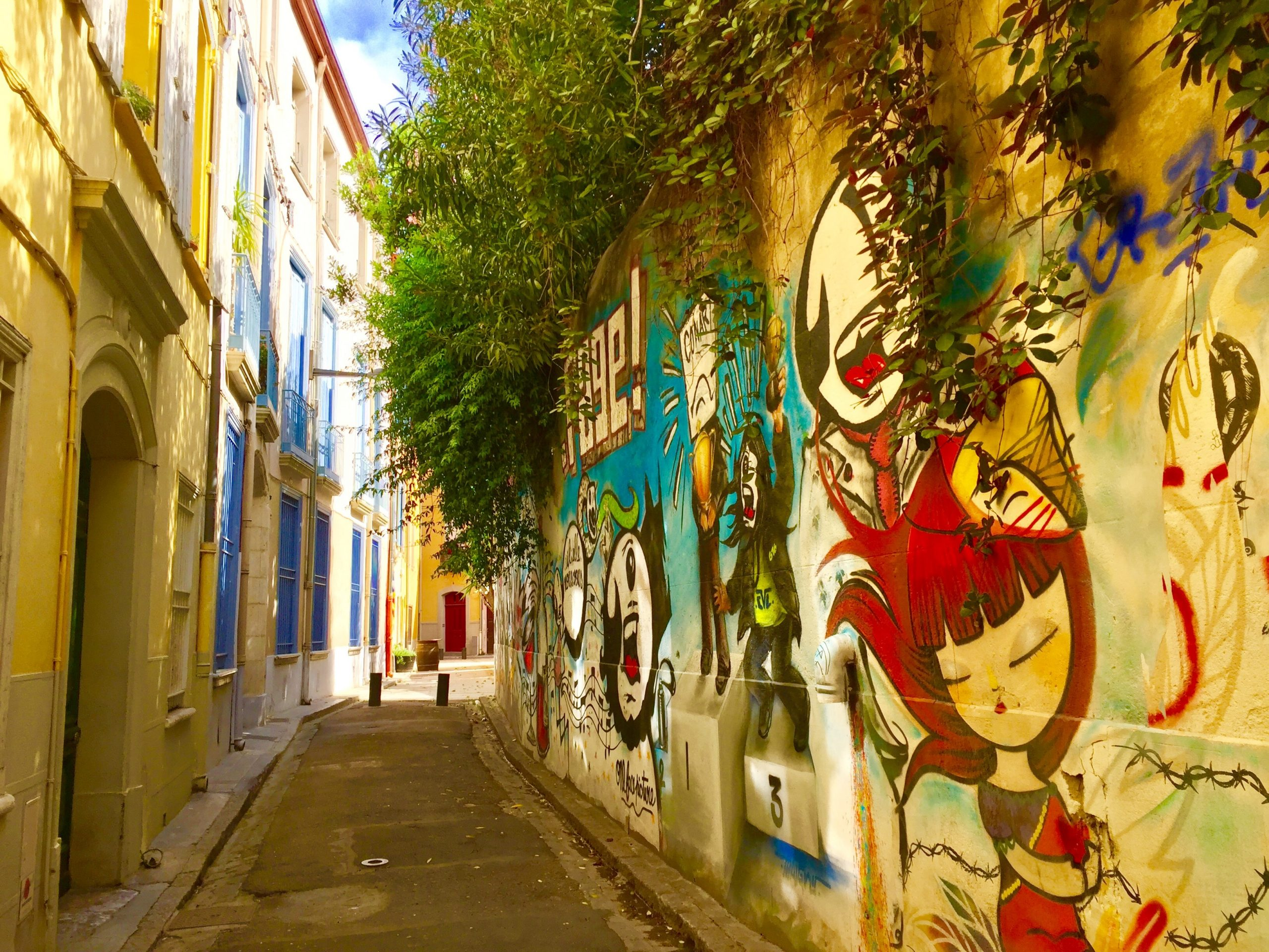 street art perpignan