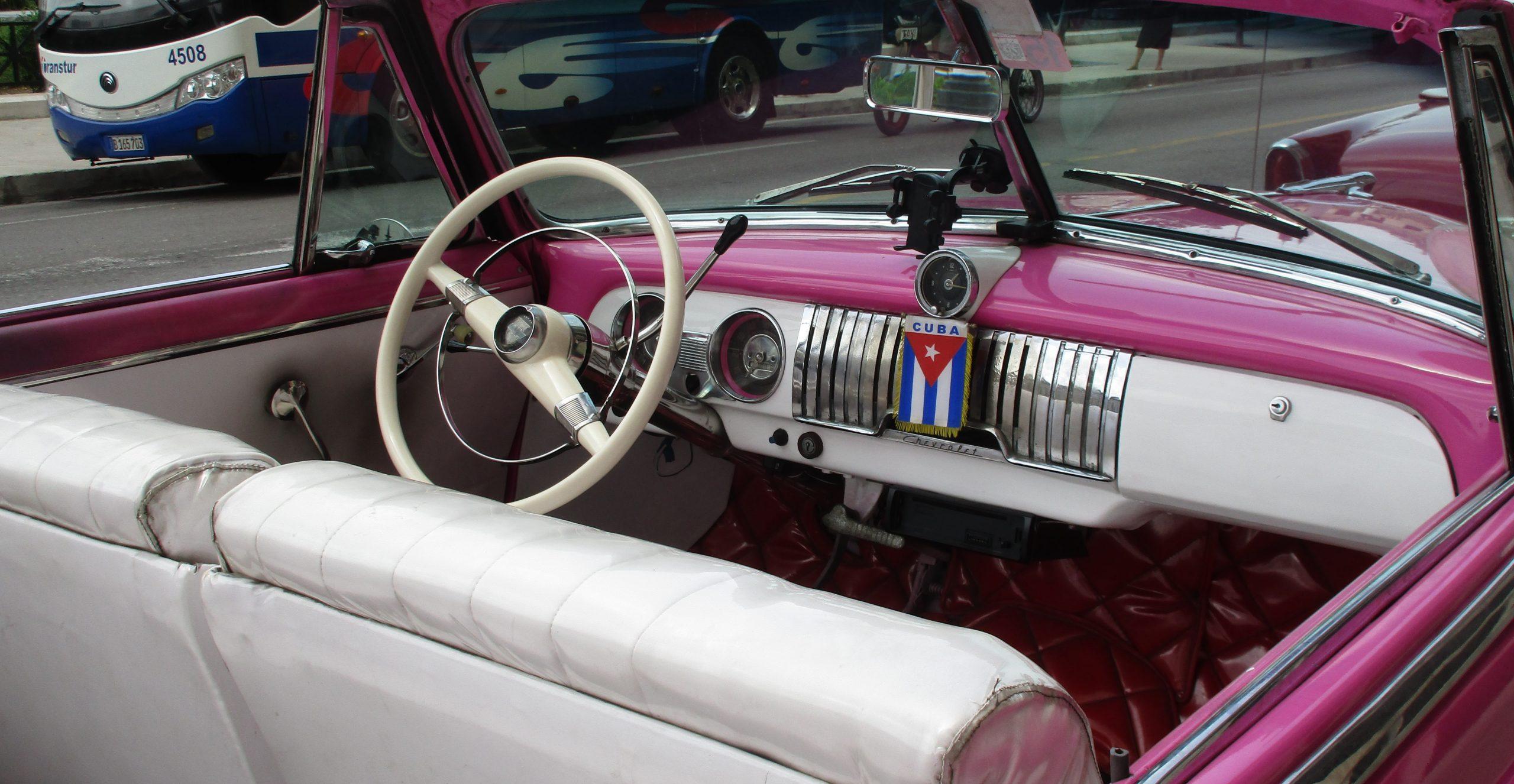 voiture cubaine