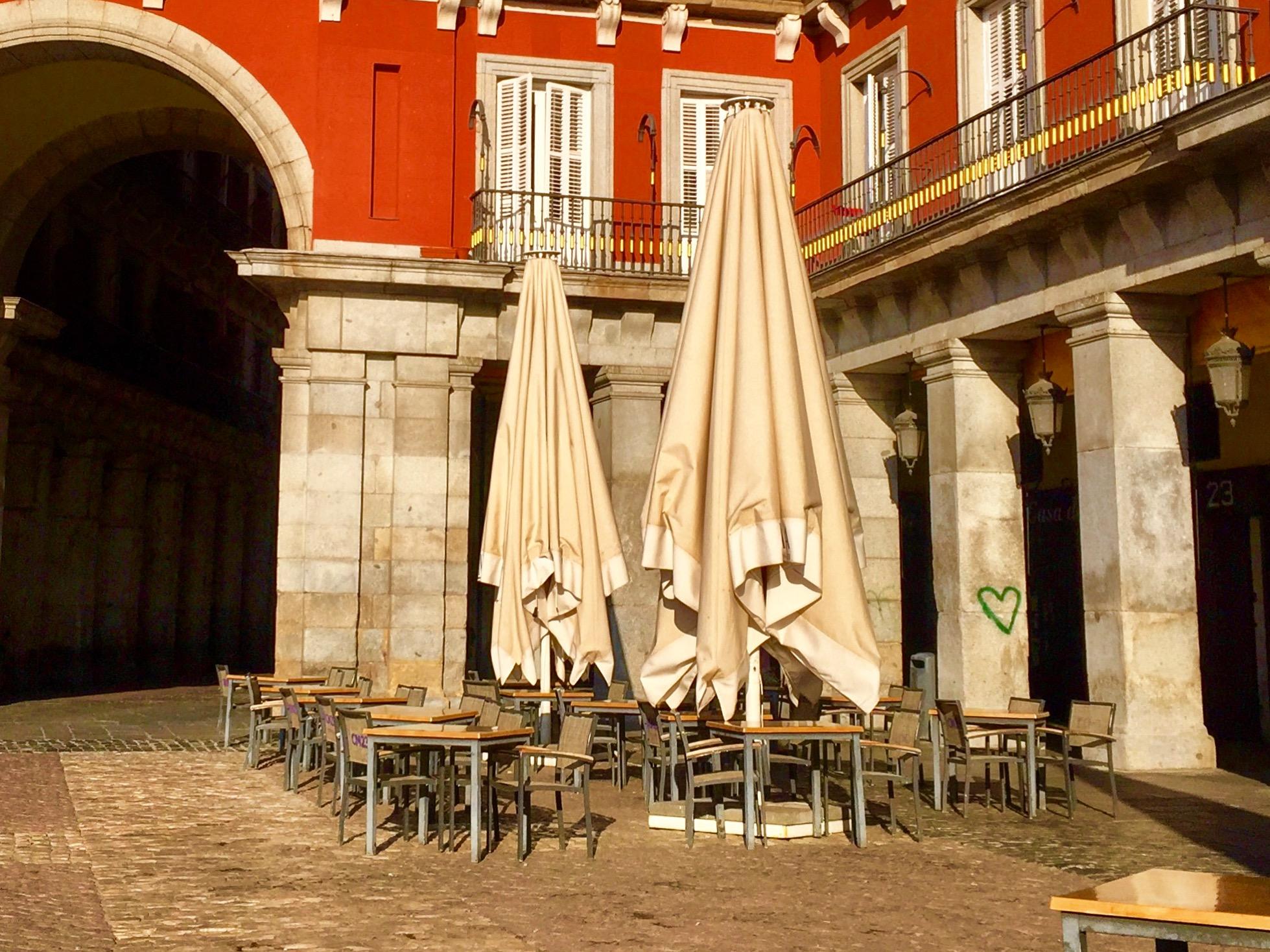 madrid plaza major