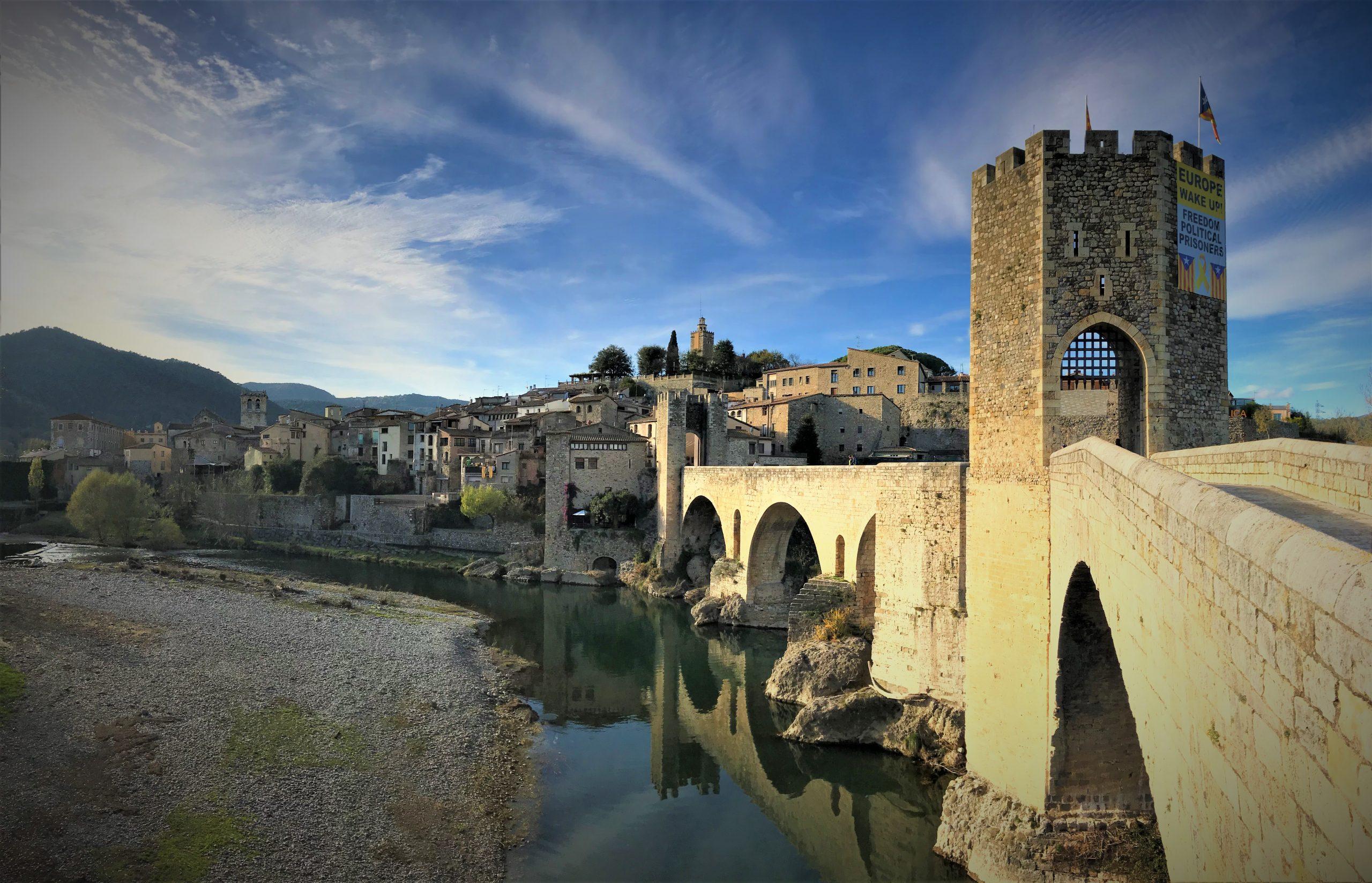 pont vell de besalù