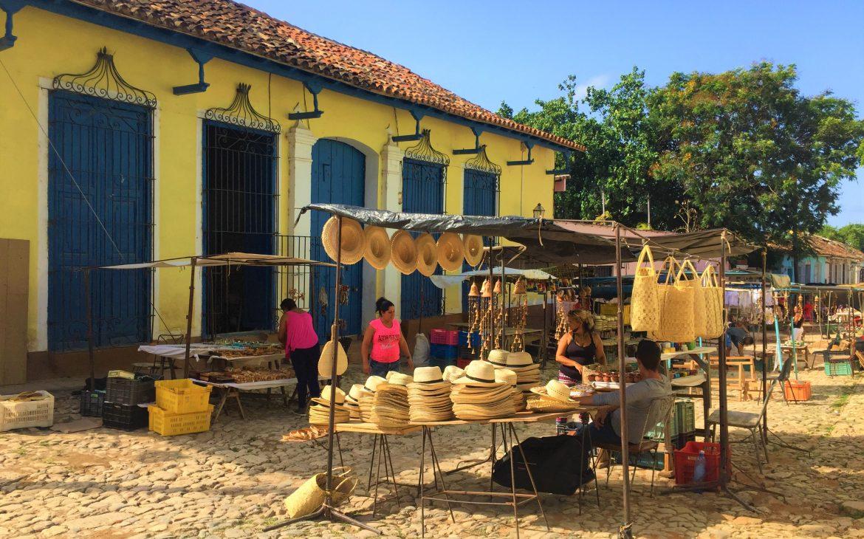 marché de trinidad cuba
