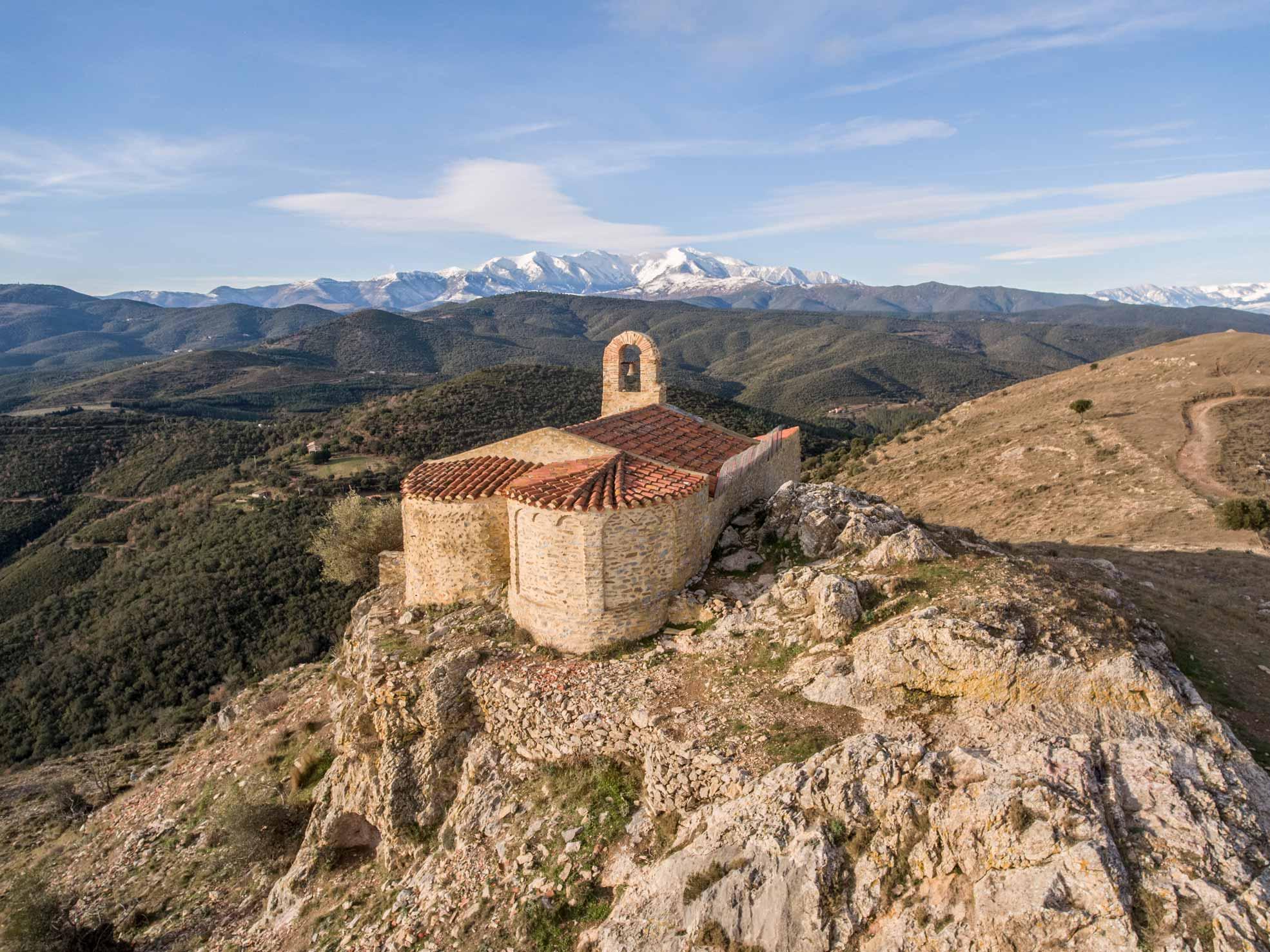 La chapelle de Camélas