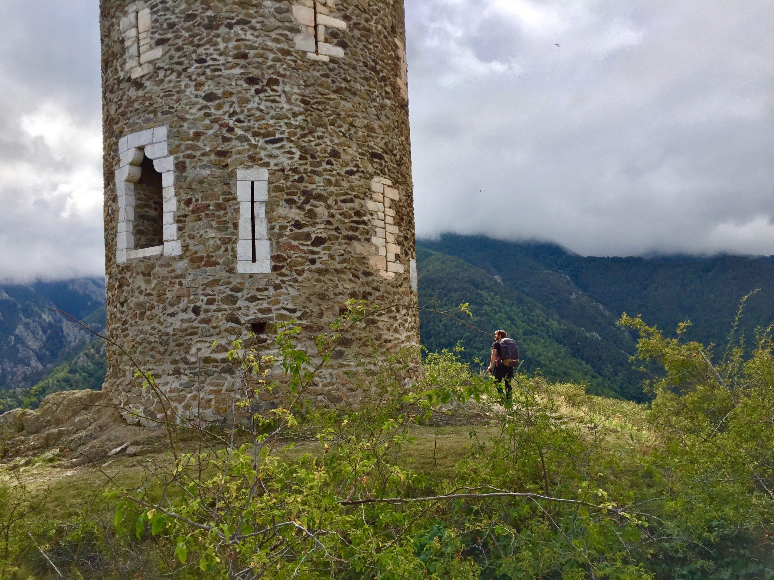 sentier la tour de goa