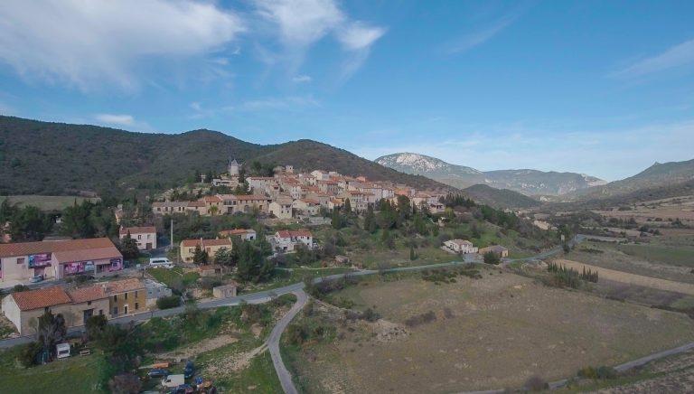 Cucugnan-Village