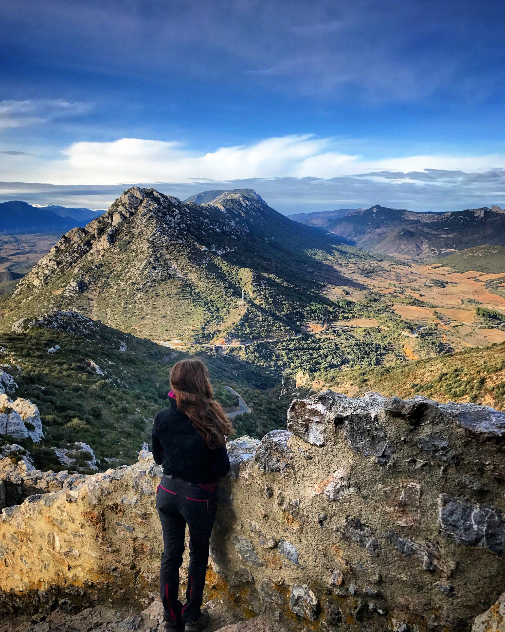 kiki mag travel chateau de Cucugnan