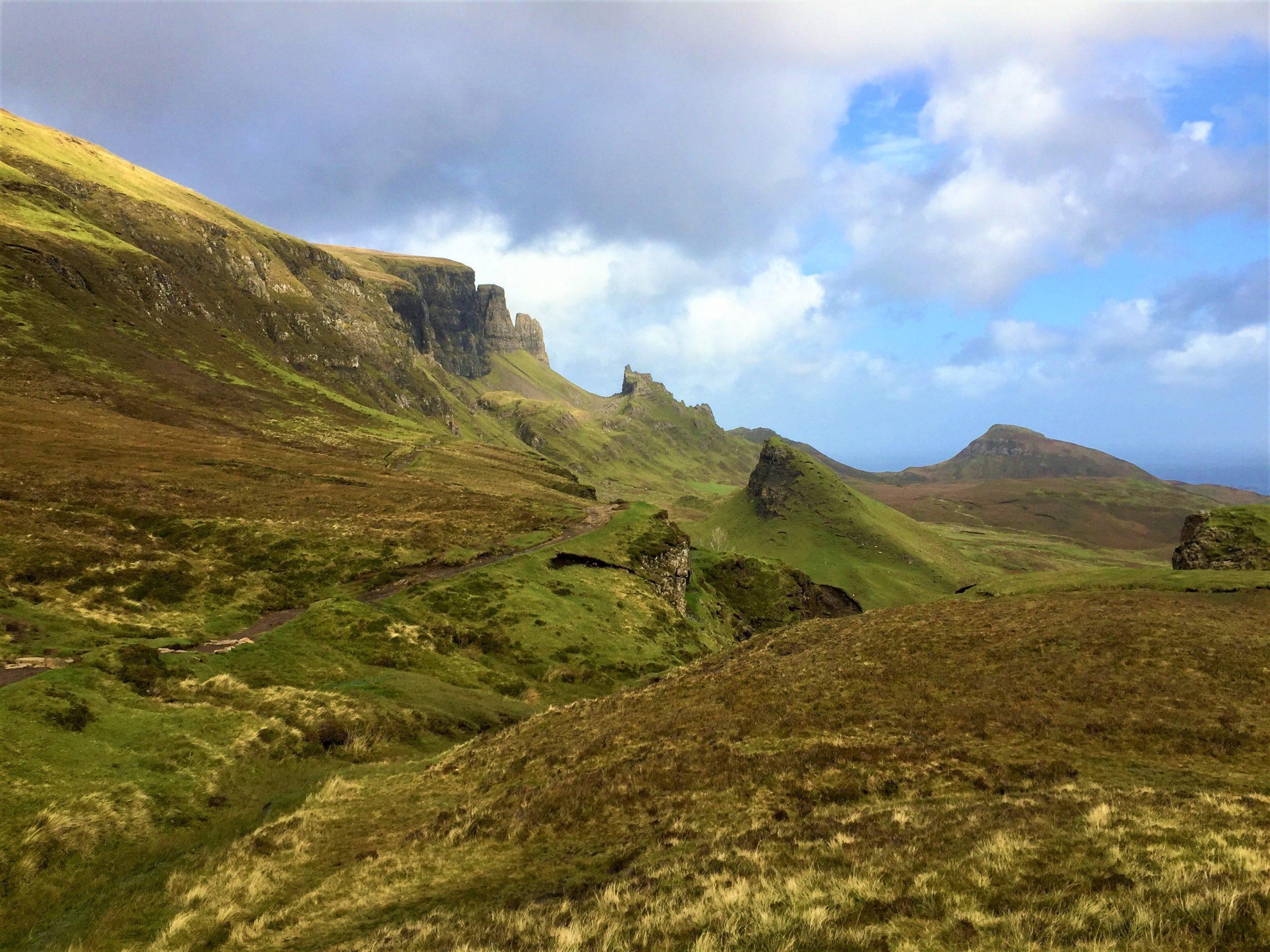 Quiraing, l'île de Skye