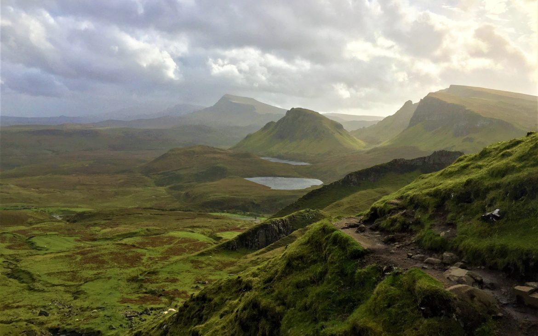 L'île de Skye et ses merveilles