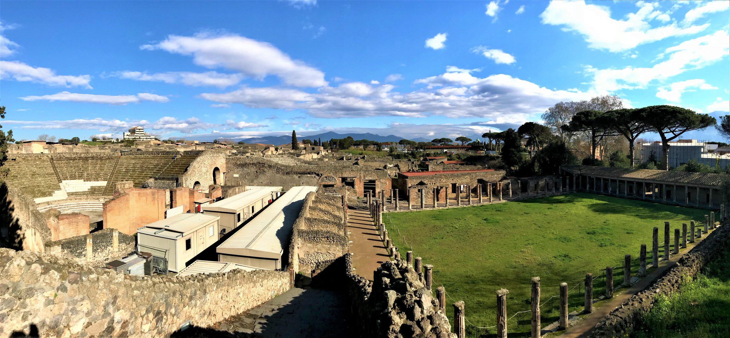 site archéologique de pompéi