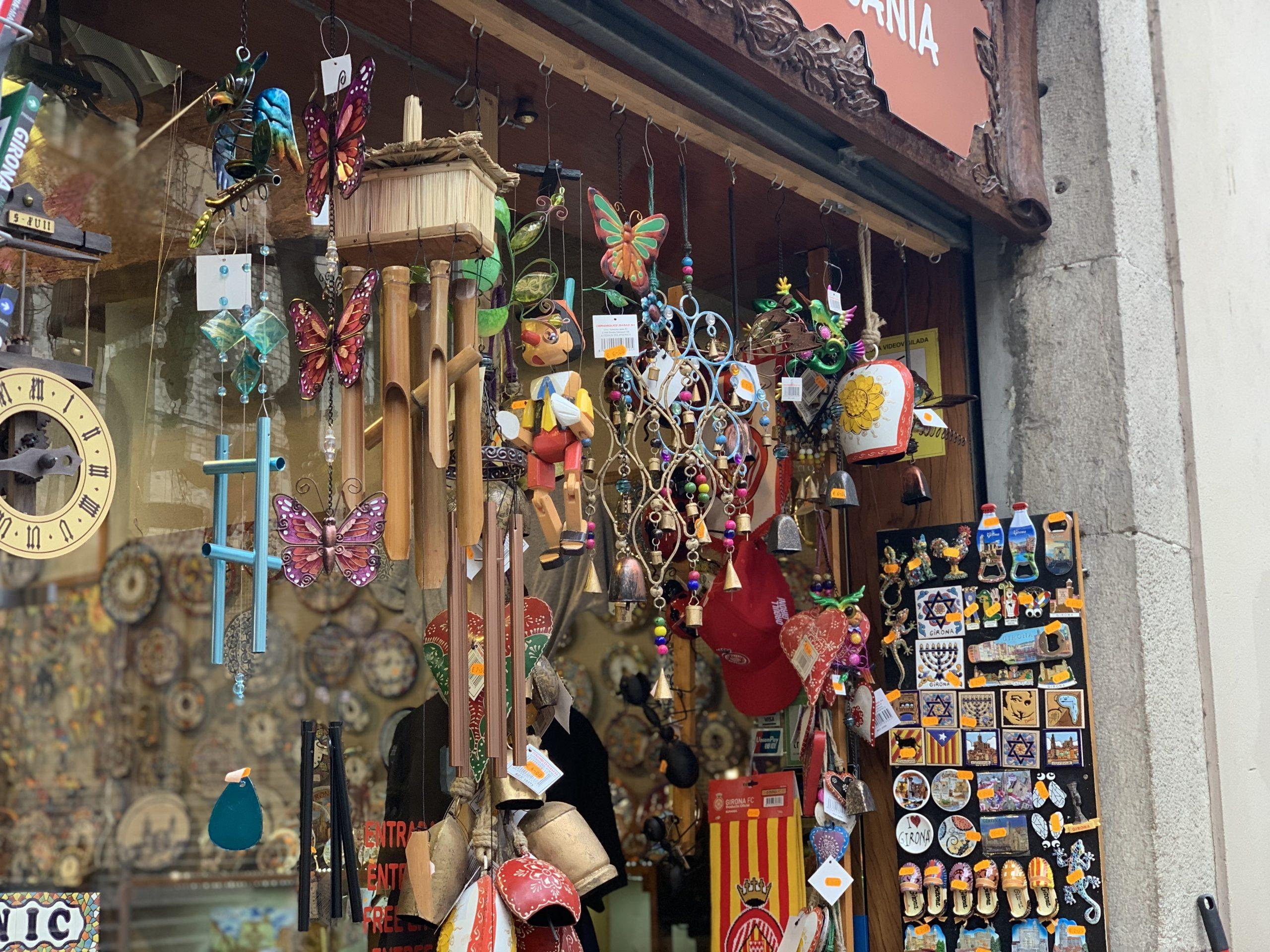 couleurs catalanes
