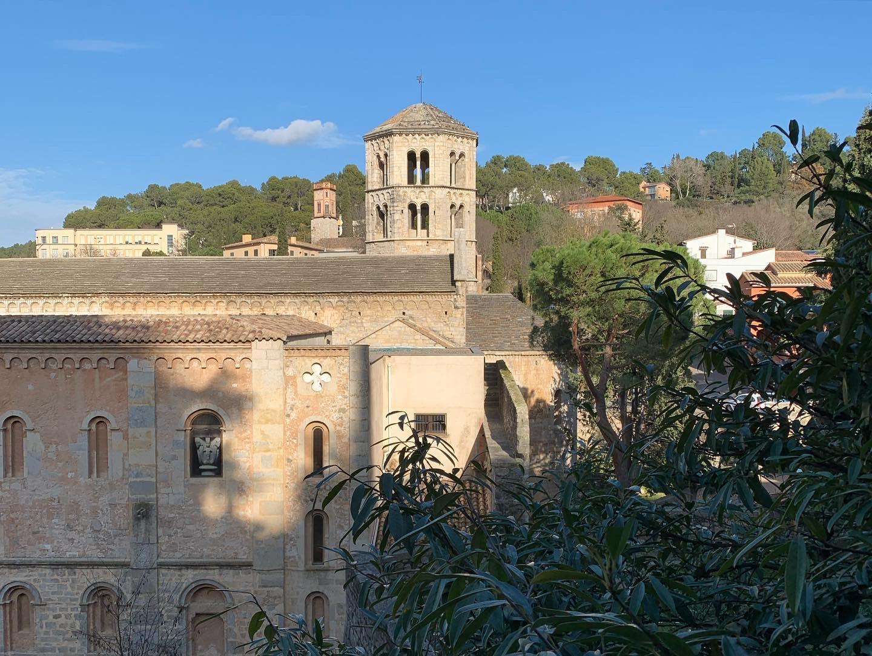 Le monastere de Sant Pere de Galligants