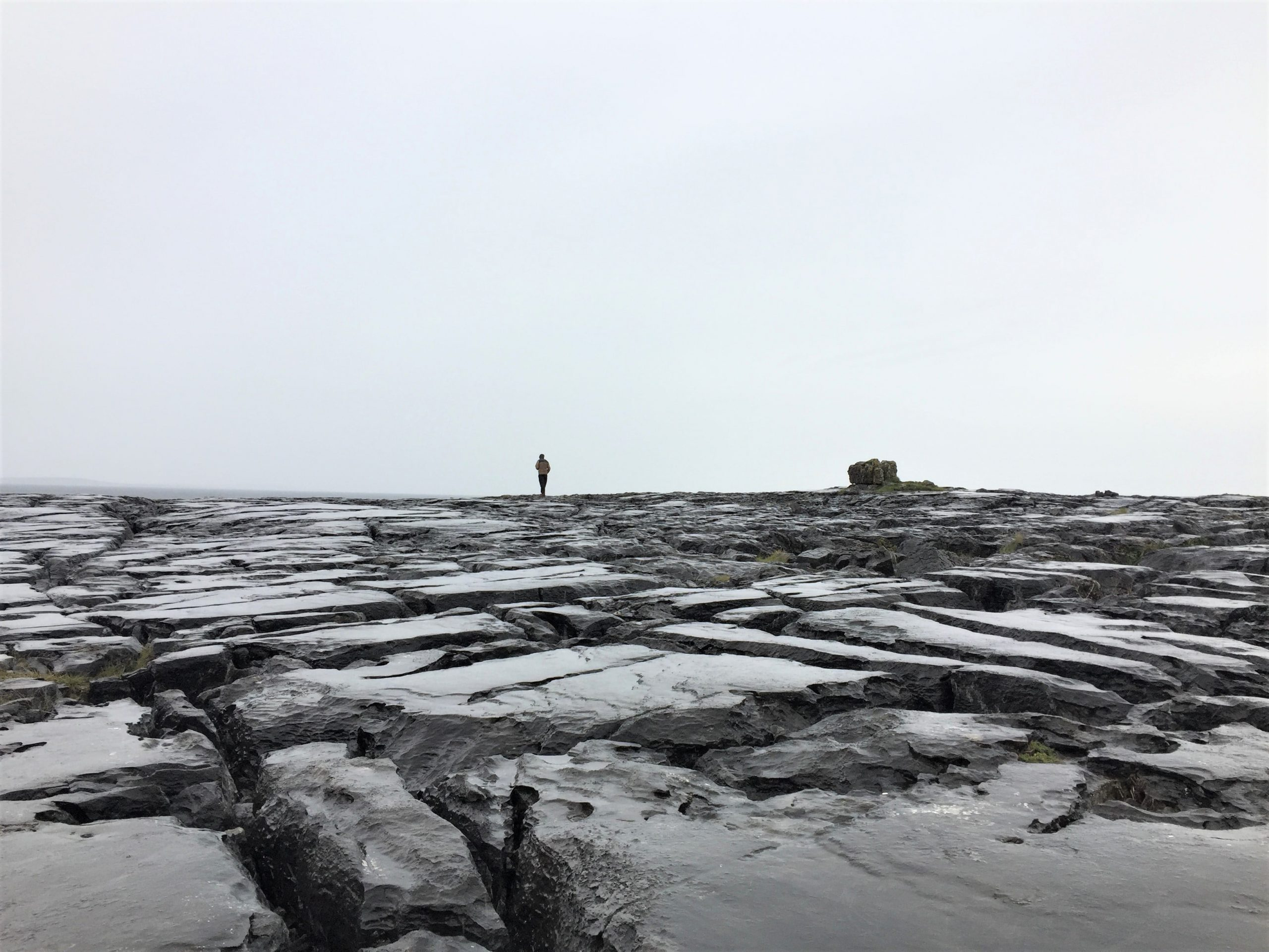 le burren, itinéraire de 6 jours en Irlande