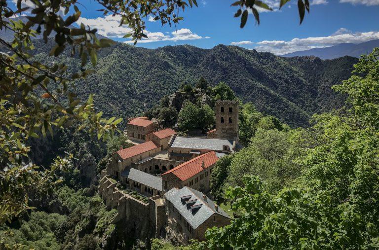 abbaye saint martin du canigo
