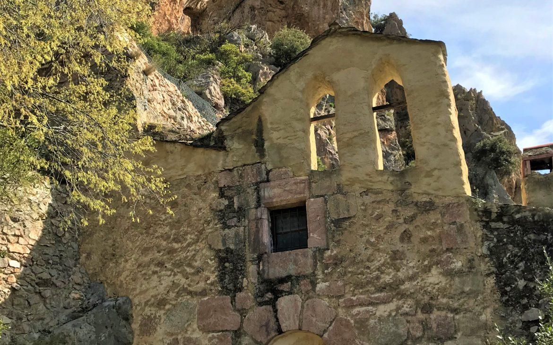 chapelle notre dame de vie grottes