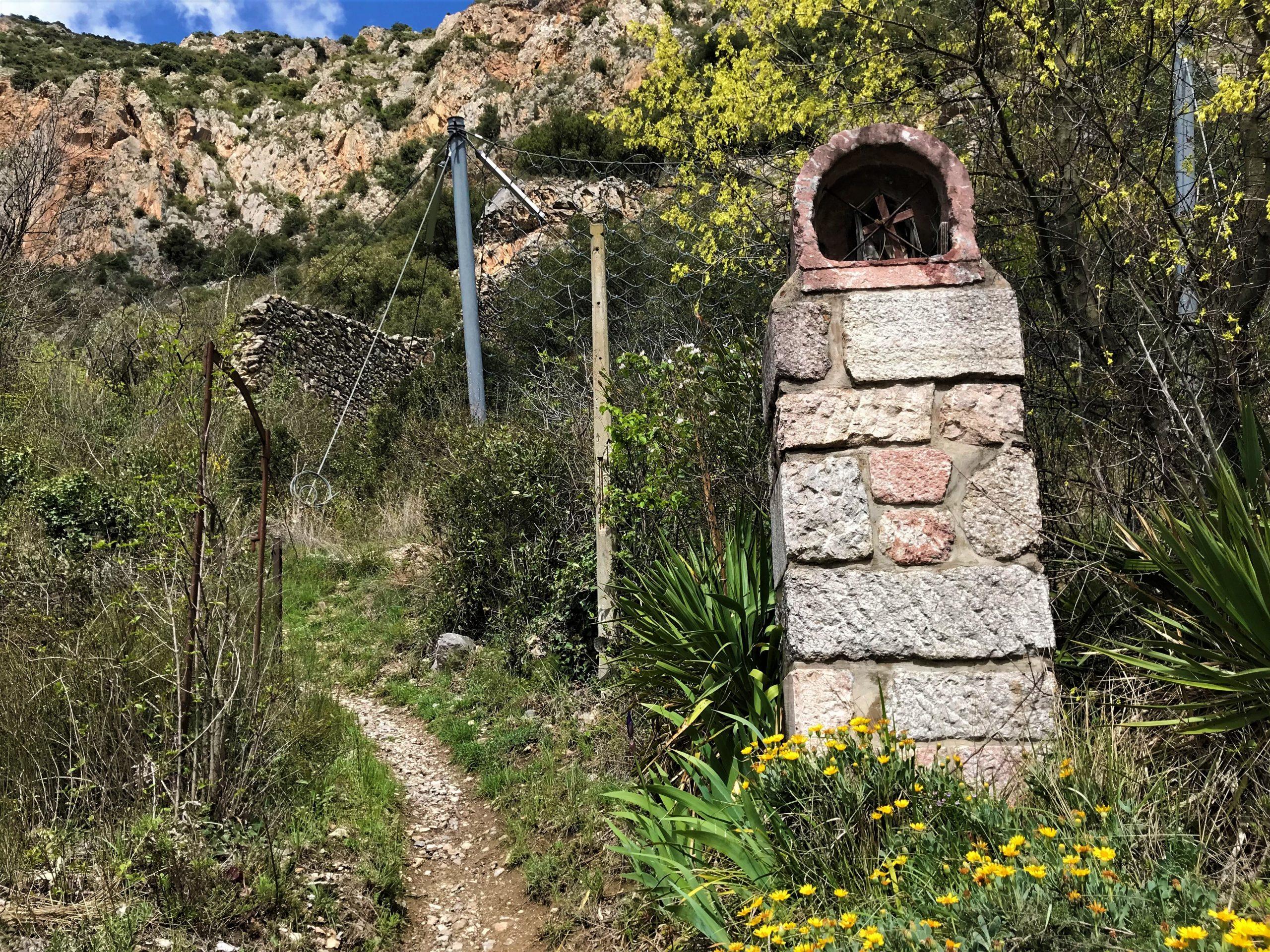 chapelle notre dame de vie grottes oratoire sentier