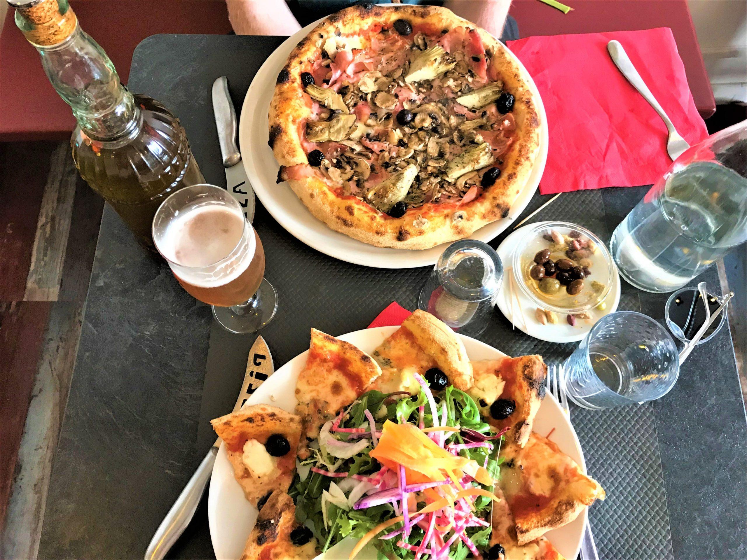 La pizzeria des remparts villefranche de conflent