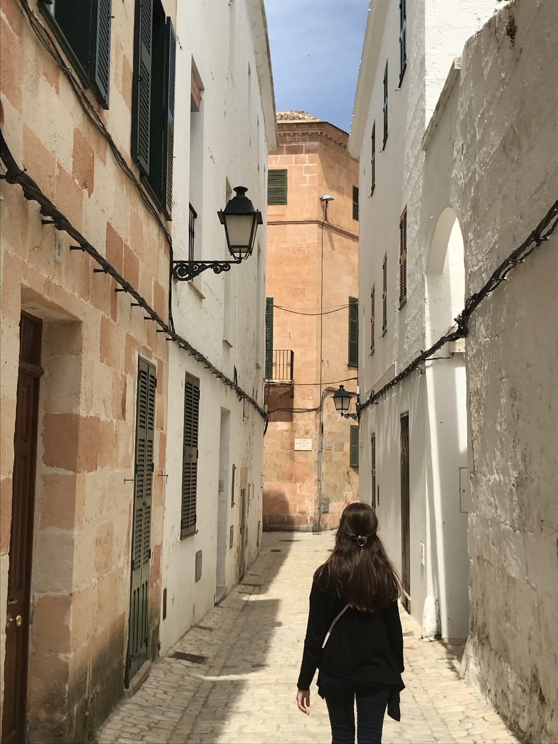 dans les rues de ciutadella