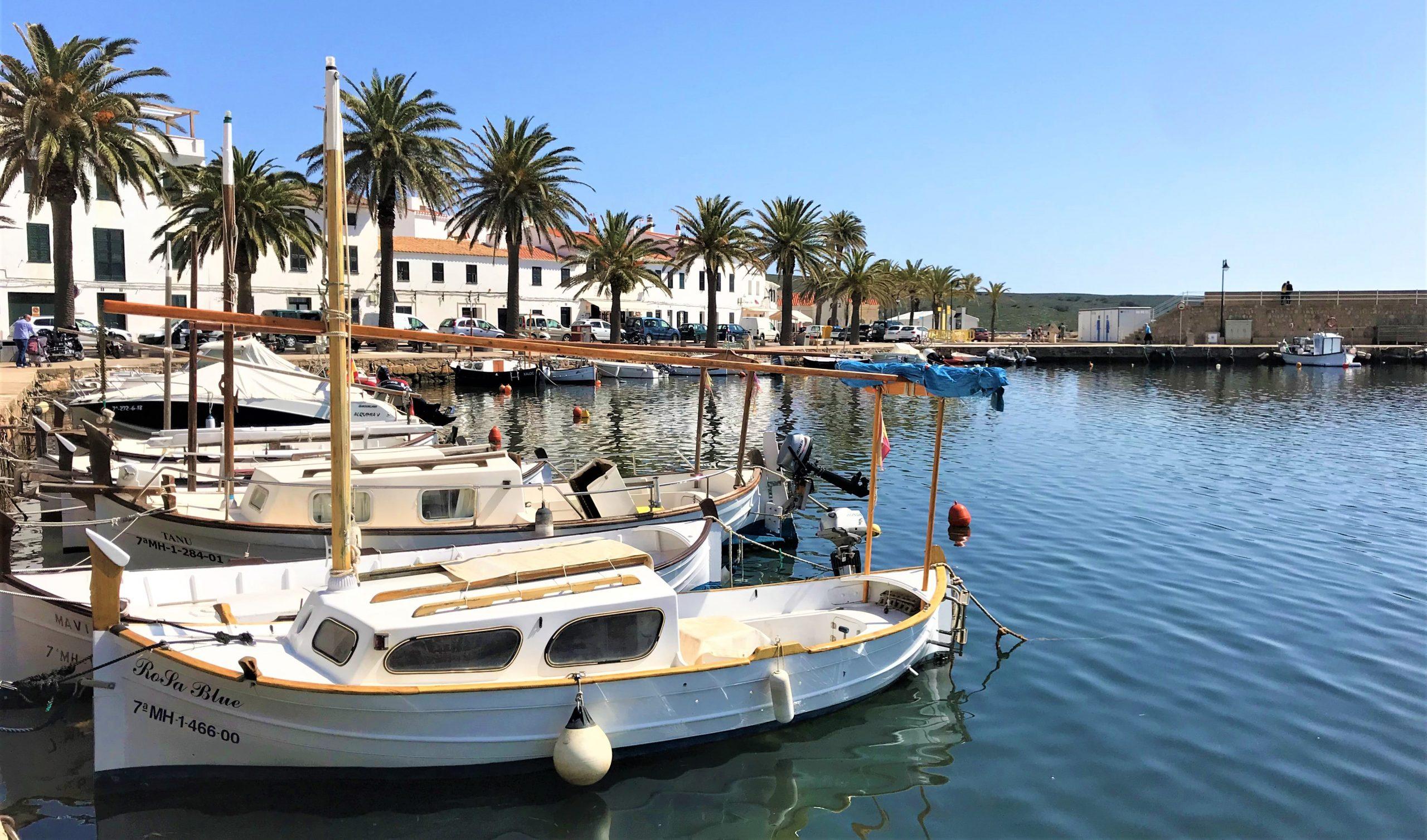 Port de fornells