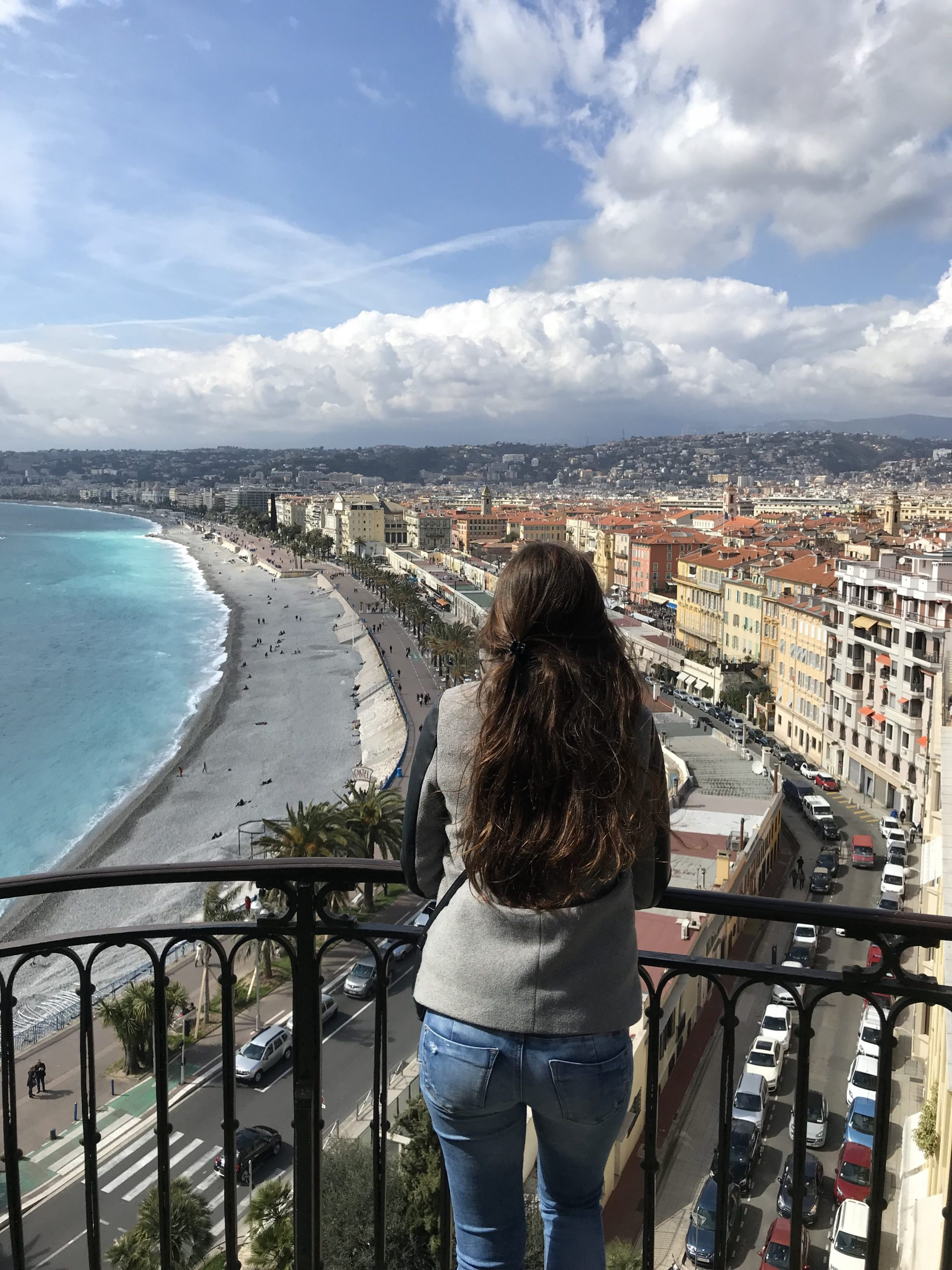 visiter Nice en côte d'Azur