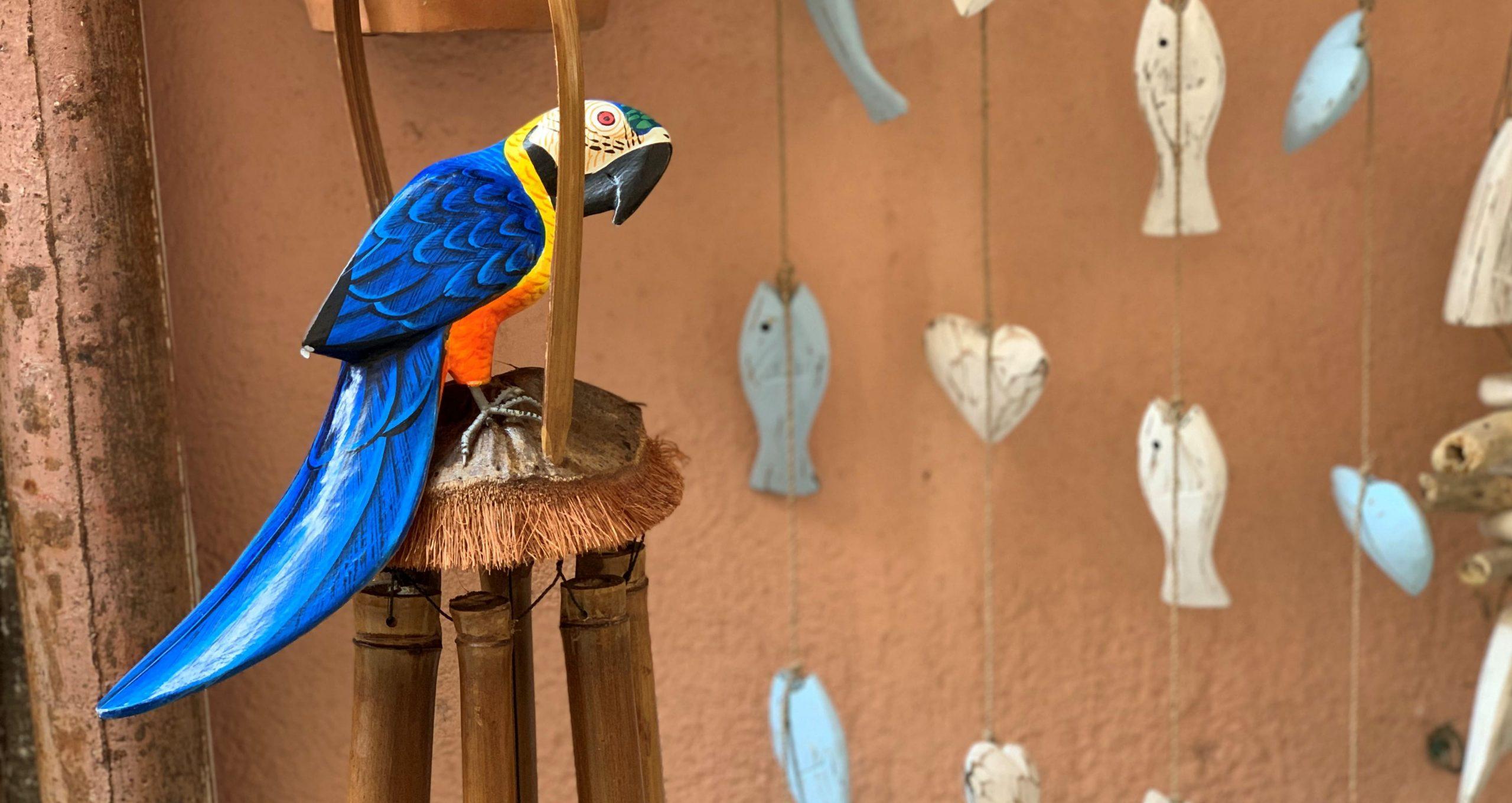 perroquet artisanal