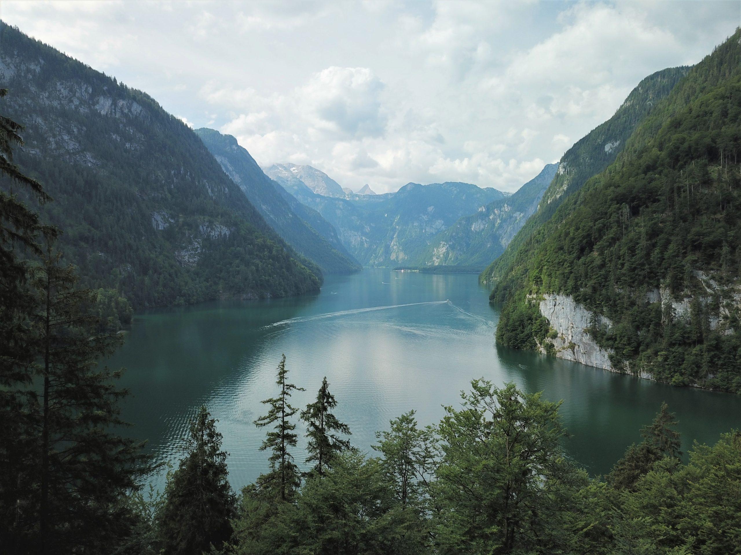 Königsee lac de baviere