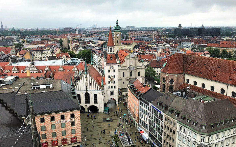 Visiter Munich, le temps d'une journée