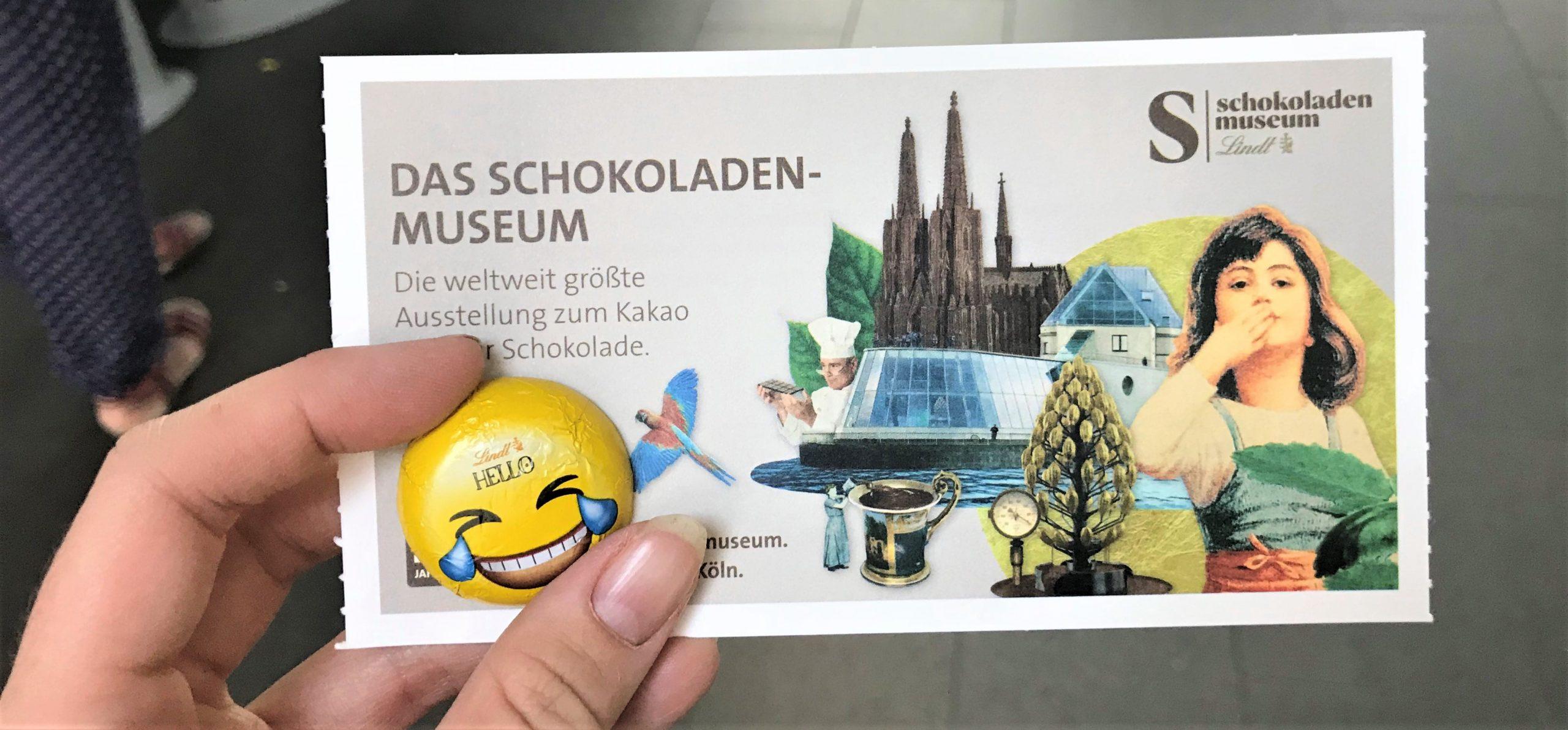visiter le musée du chocolat à cologne