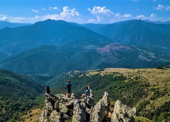 réserve naturelle de Jujols