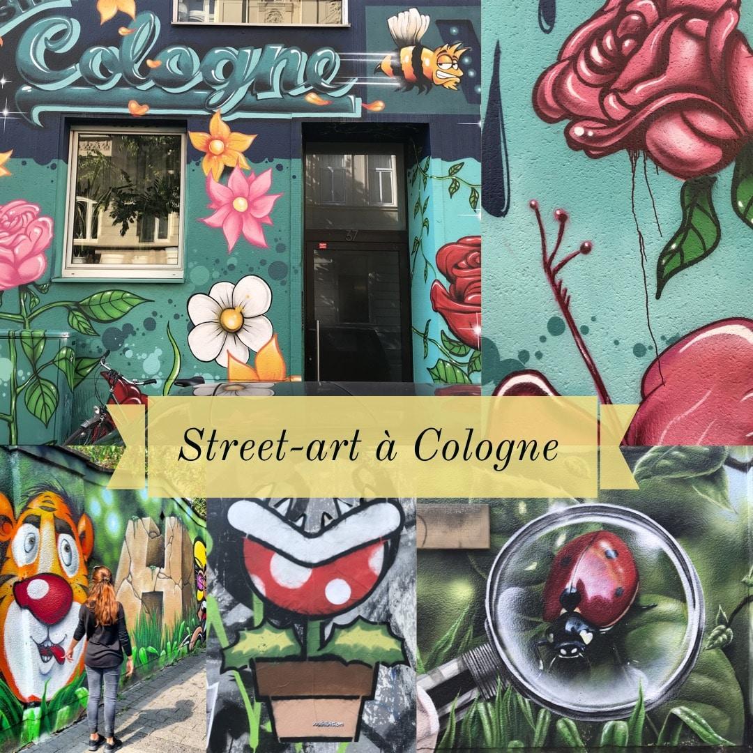 street-art à cologne