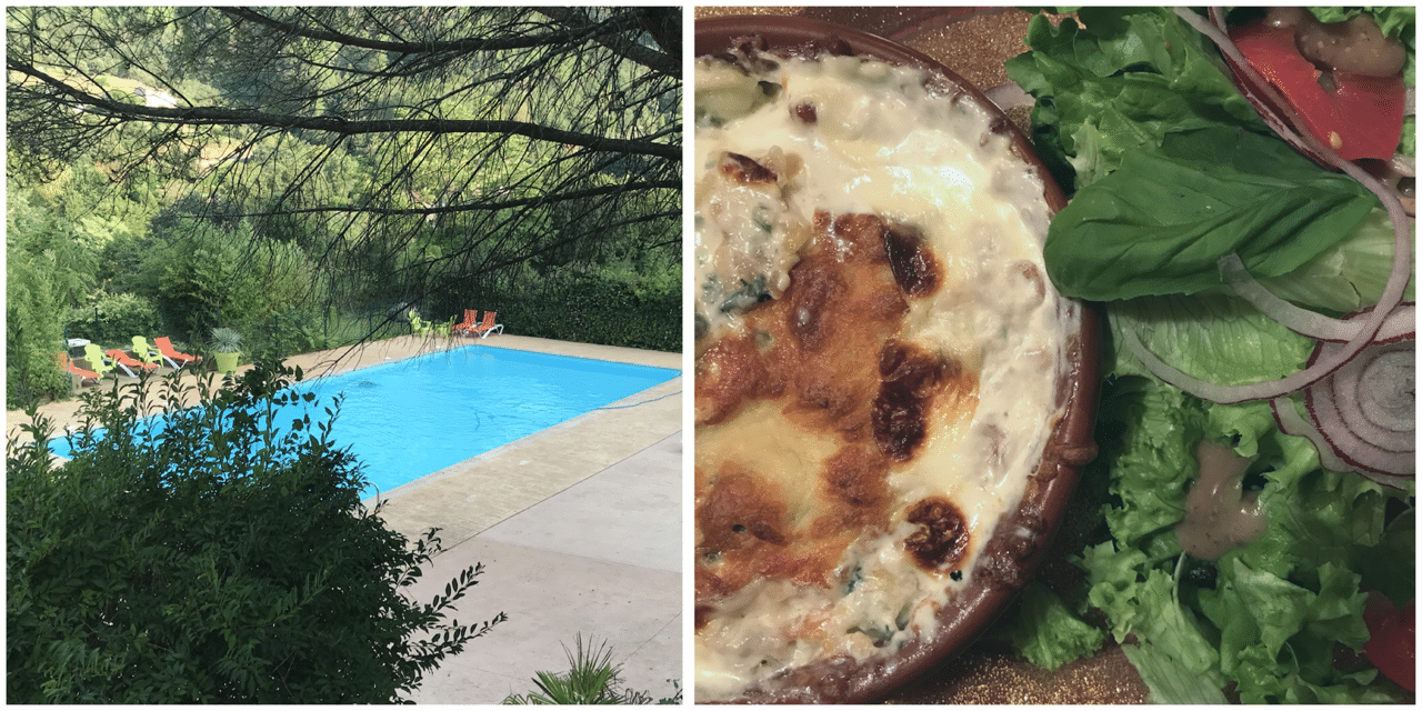 Ardèche hébergements insolites mas de champel