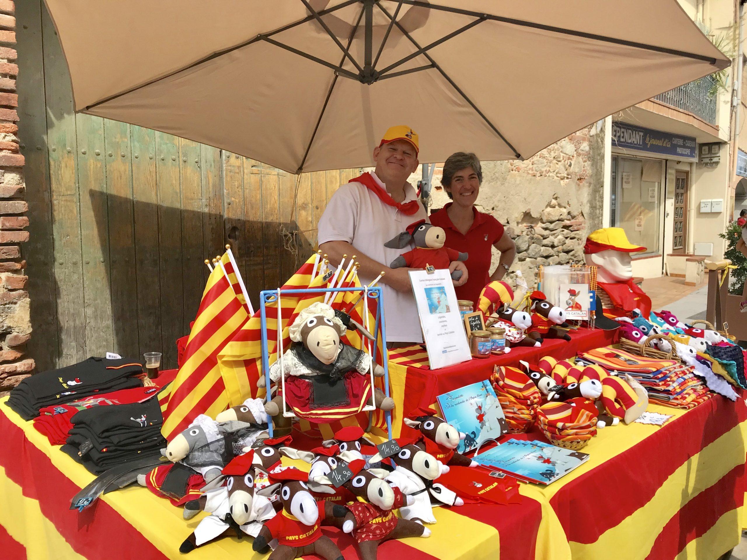 la festa major à saint cyprien
