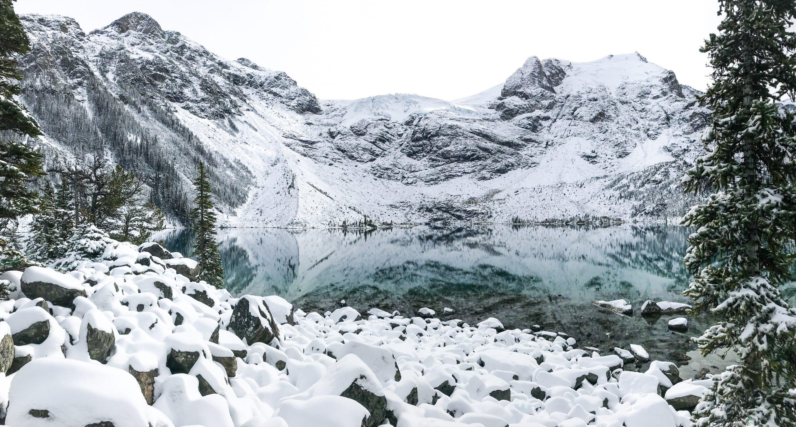 joffre lakes randonnée