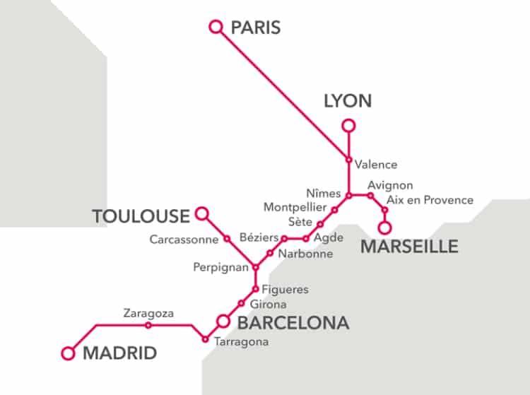 renfe destinations