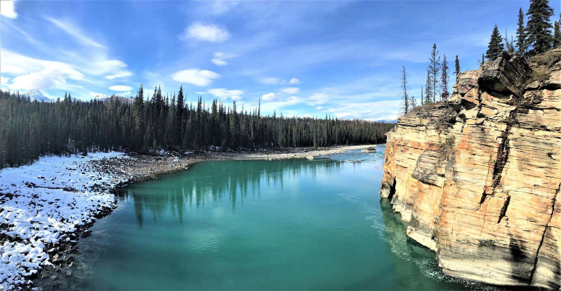 canyon athabasca